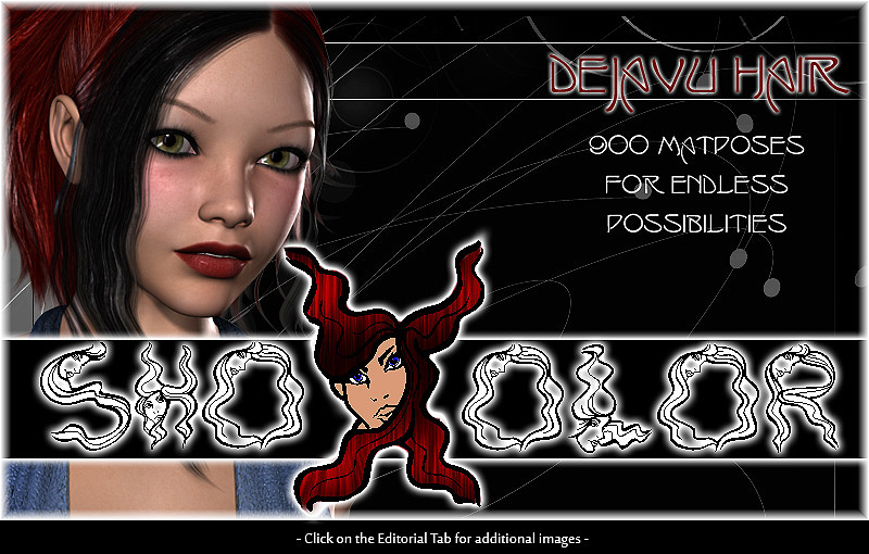 ShoXoloR for Dejavu Hair