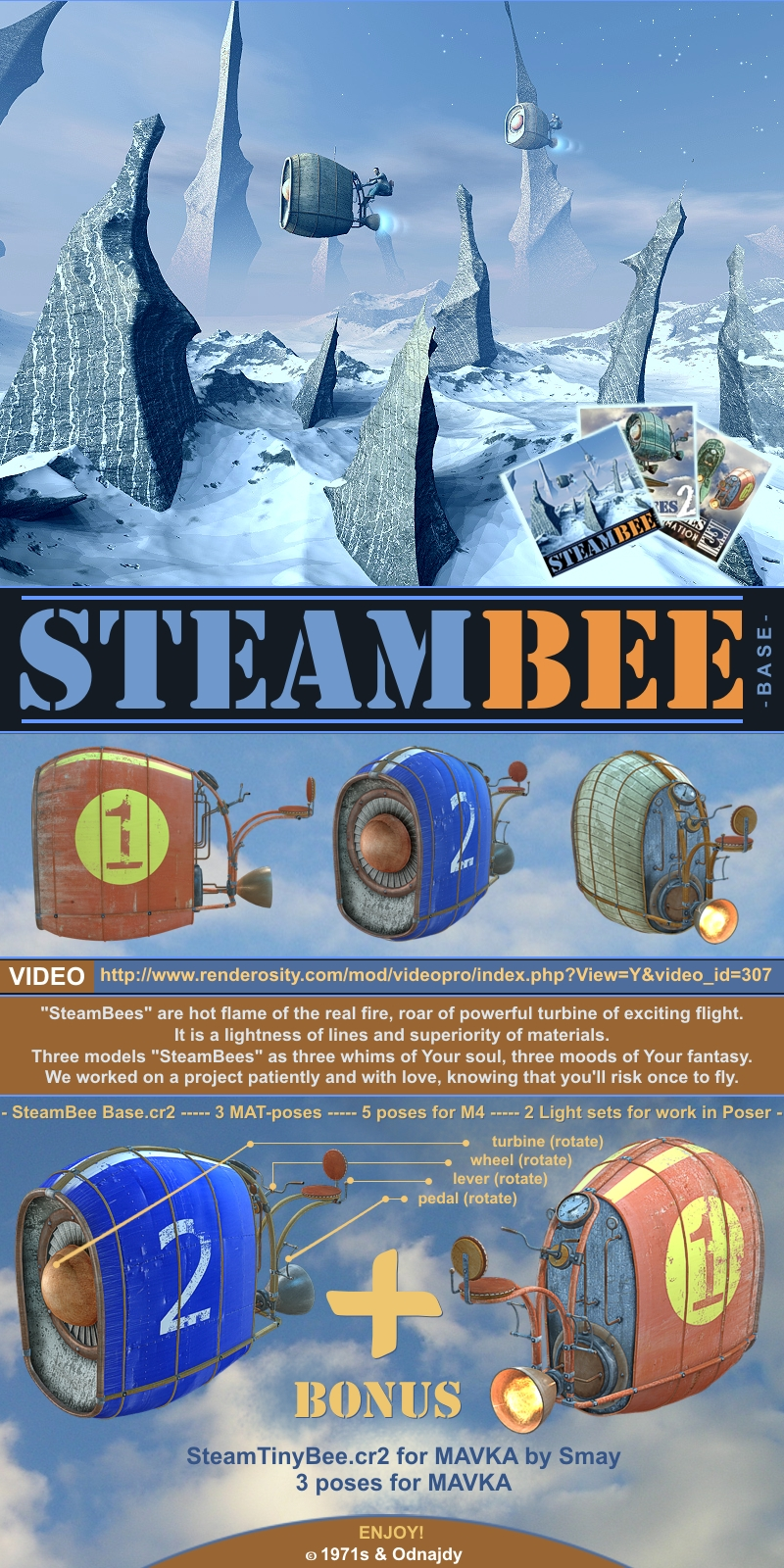 SteamBee