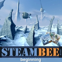 SteamBee 3D Models Gaming 1971s