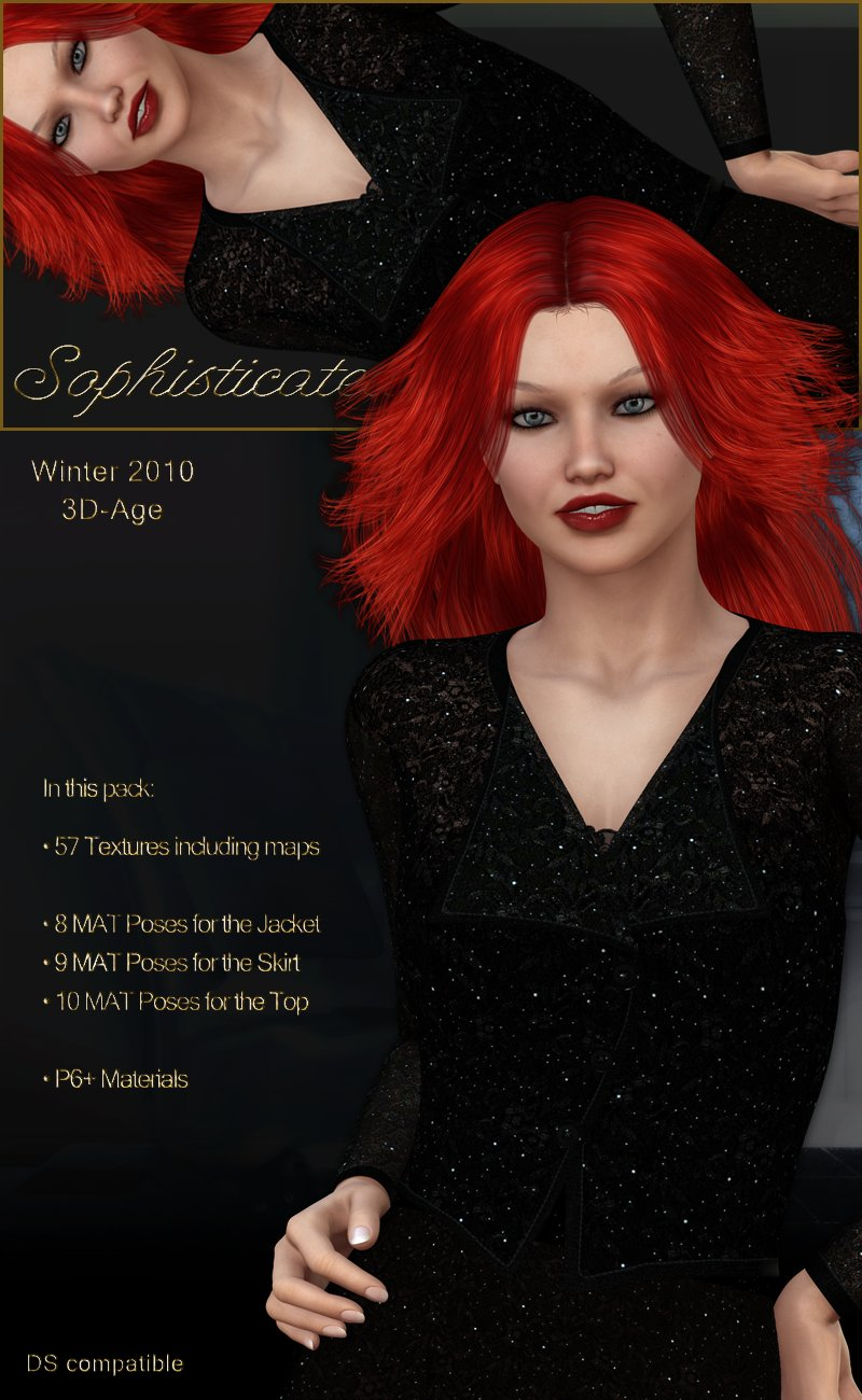 Sophisticated Winter - Winter 2010
