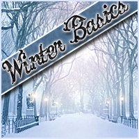 Background Mini-Pack 06: Winter Basics 2D Graphics Sveva