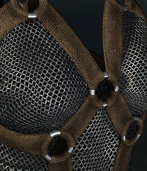 Steam and Chain mail for Strapped Suit 3D Models 3D Figure Essentials ile-avalon