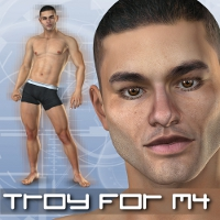 Troy For M4 3D Figure Essentials bergieD