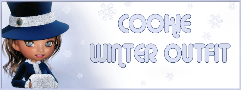 Winter Outfit For Cookie