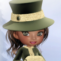 Winter Outfit For Cookie image 1