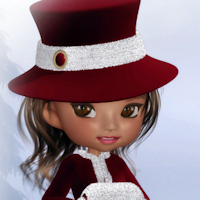 Winter Outfit For Cookie image 2