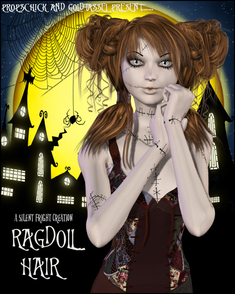 Rag Doll Hair