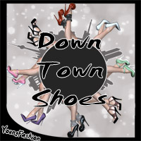 Downtown Shoes 3D Figure Essentials SWAM