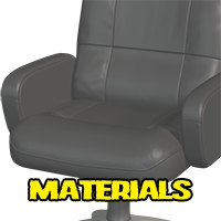 Deluxe office chair image 4