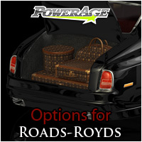 Options for Roads-Royds | Fantom 3D Models powerage
