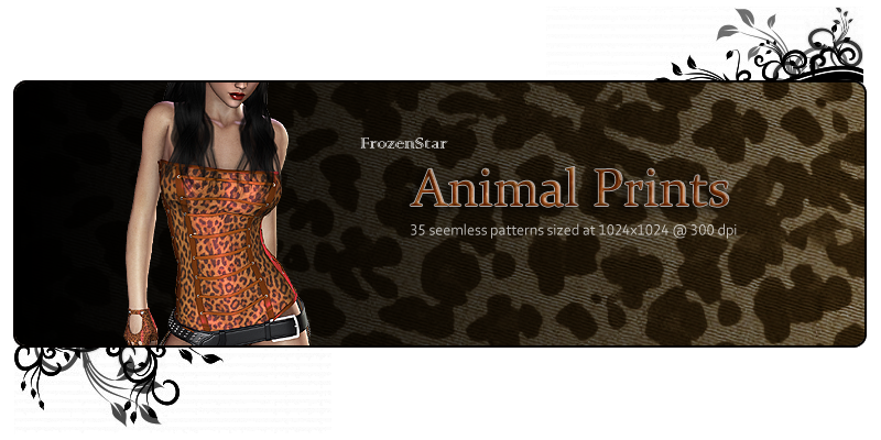 FS Animal Prints Merchant Resource