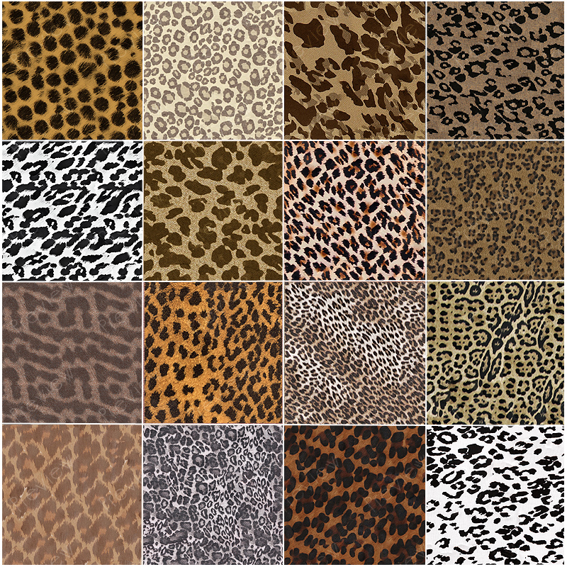 Fs Animal Prints Merchant Resource 3d Models 2d Graphics