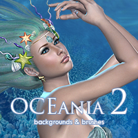 FS Oceania Collection 2 3D Models 2D Graphics FrozenStar