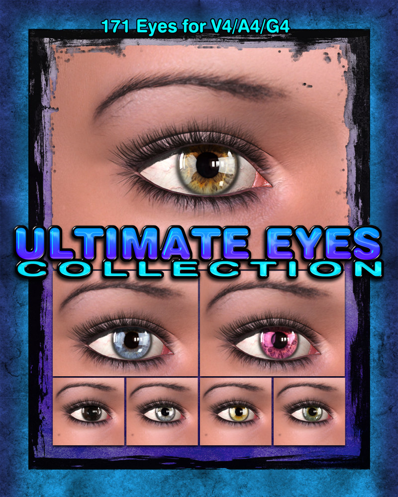 Exnem's Ultimate Eyes Collection for V4/A4/G4