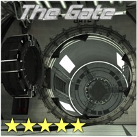 The Gate by 3-D-C Poses/Expressions Themed Props/Scenes/Architecture 3-d-c