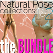 Natural Pose Collection BUNDLE Poses/Expressions Themed ironman13