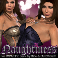 Naughtiness for IMPACTS - Seek by Bice & OutofTouch  fratast