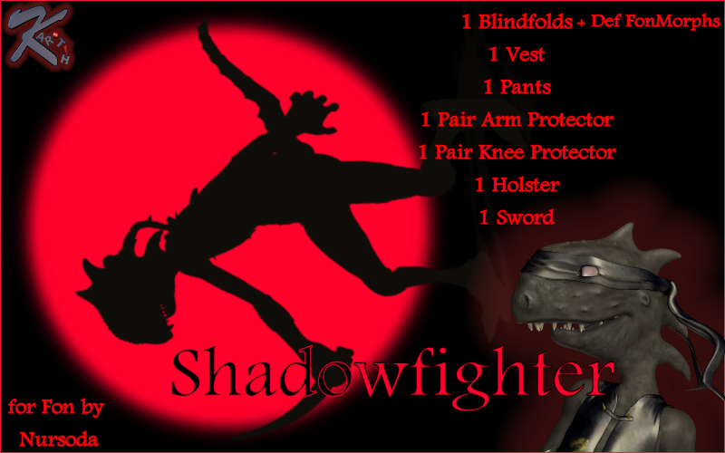 Fon ShadowFighter