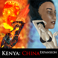 Kenya: China Expansion 3D Models 3D Figure Essentials corinthianscori