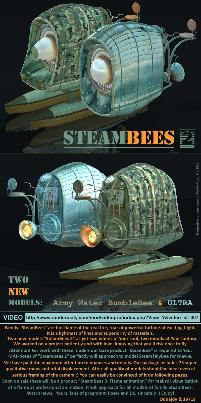 SteamBees 2