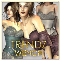 Trendz - Wench Clothing vyktohria