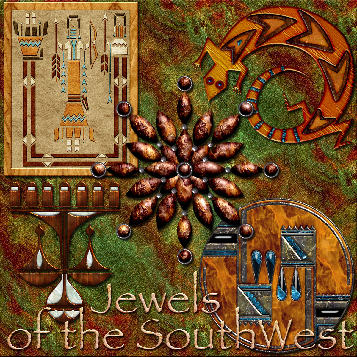 Harvest Moons  Jewels of the South West