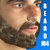 Beard M4 by adamthwaites Hair adamthwaites