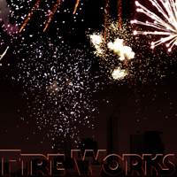 m&K Fireworks PNGs & Brushes 2D mystikel