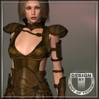 REPULSION for Dream Quest Armor for V4 by scooby37 Themed Clothing outoftouch