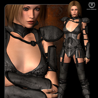 REPULSION for Dream Quest Armor for V4 by scooby37 image 2