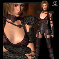 REPULSION for Dream Quest Armor for V4 by scooby37 image 3