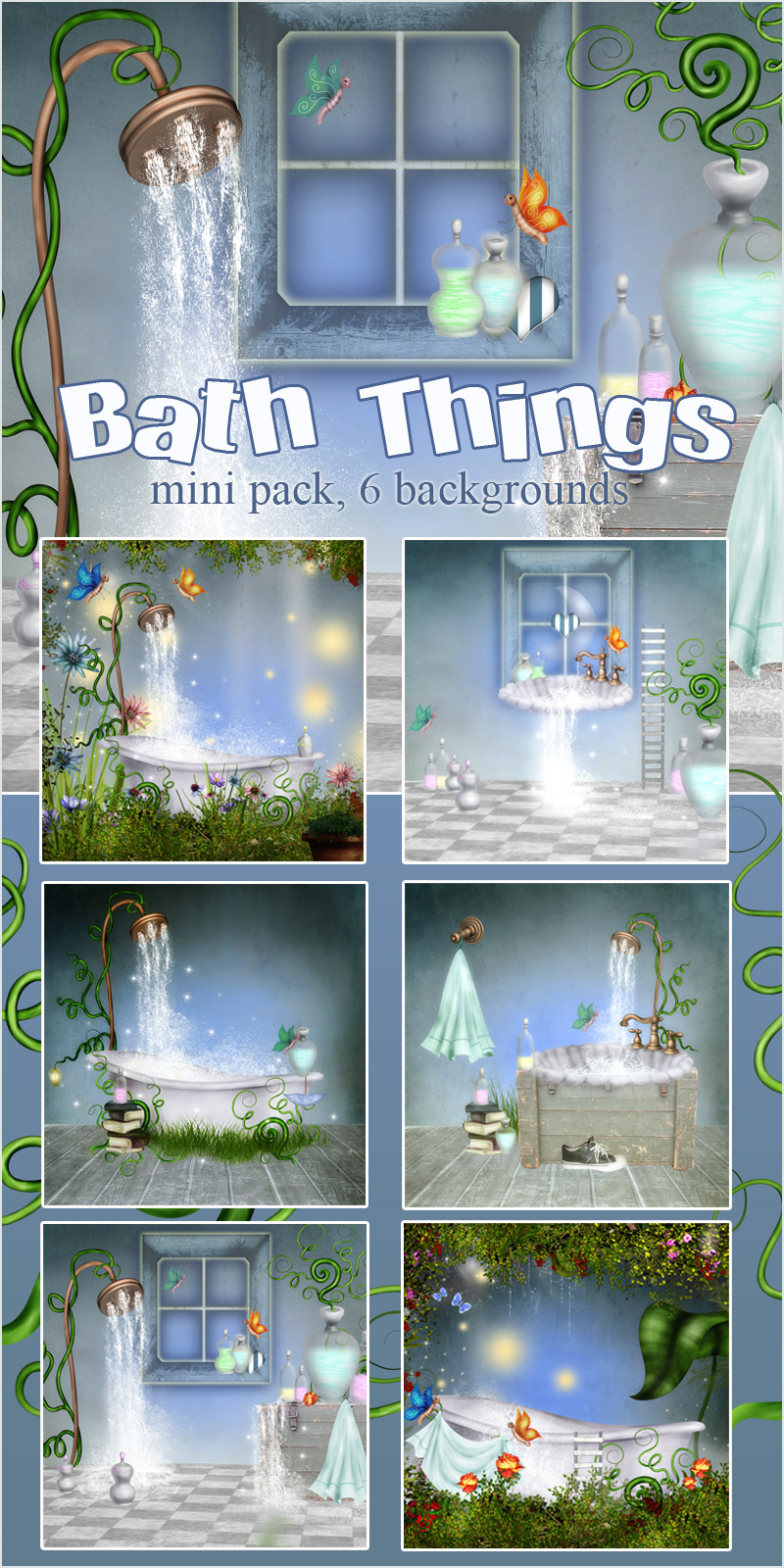 Bath Things
