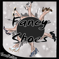 Fancy Shoes 3D Figure Essentials SWAM