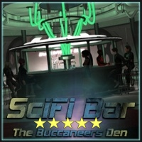 SciFi Bar by 3-D-C Props/Scenes/Architecture Poses/Expressions Themed 3-d-c