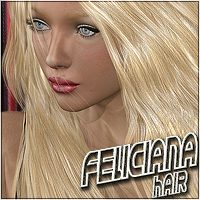 Feliciana Hair 3D Figure Essentials Mairy