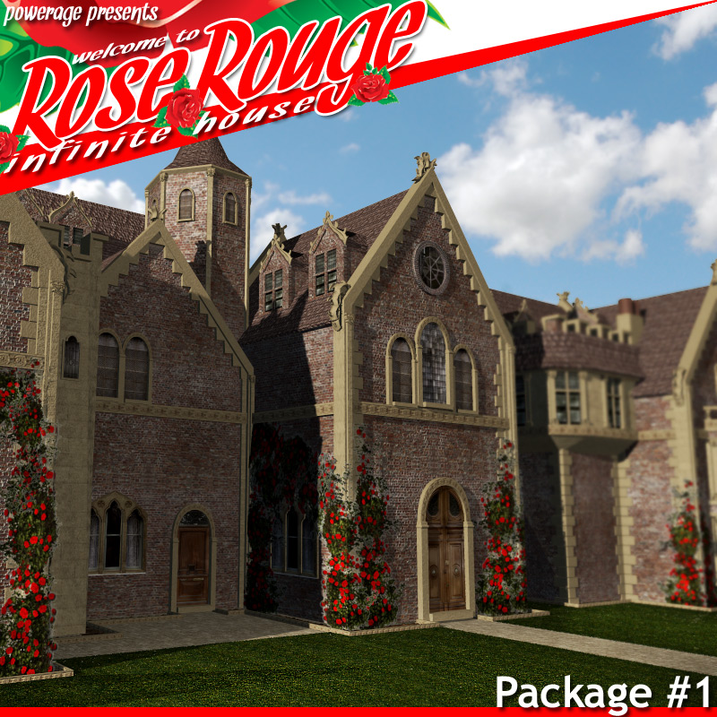 Rose Rouge Pack 1