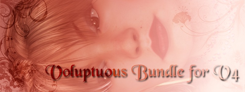 Voluptuous Bundle for V4