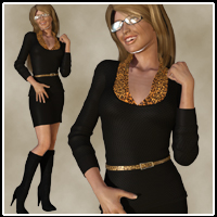 V4 All Business Outfit Clothing VerveDesign