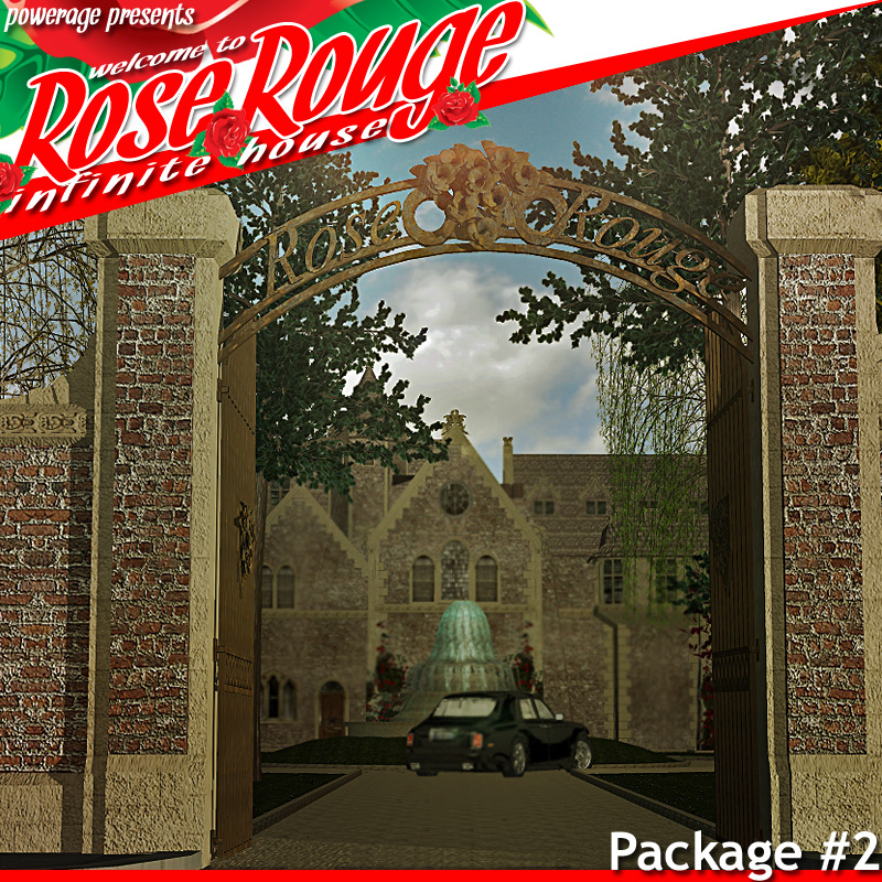 Rose Rouge Pack 2
