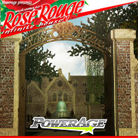 Rose Rouge Pack 2 3D Models powerage