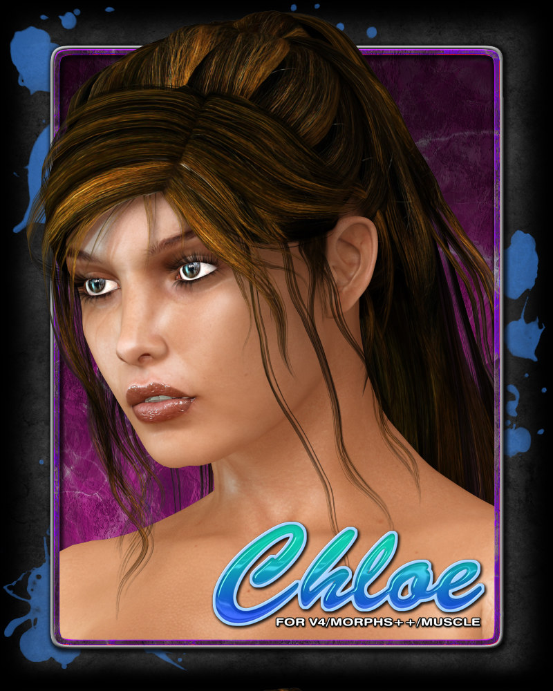Exnems Chloe Character for V4