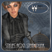 Styles for Steampunk Clothing WhopperNnoonWalker-