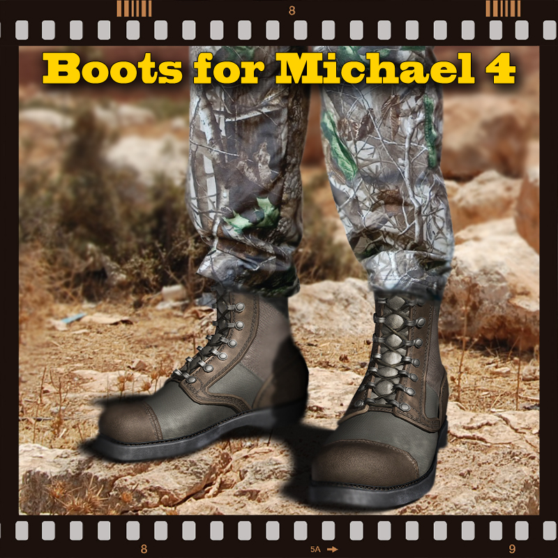 Slide3D Boots for M4