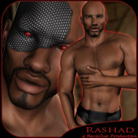 Rashad 3D Figure Essentials reciecup