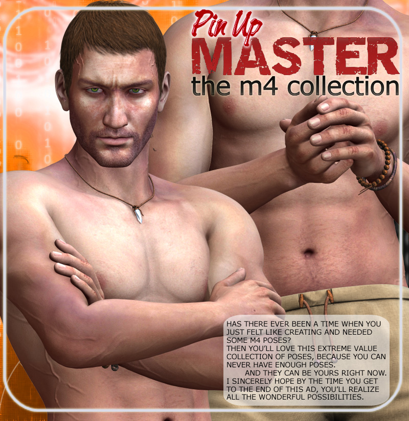 Pin Up Master: The M4 Collection