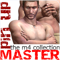 Pin Up Master: The M4 Collection 3D Models 3D Figure Assets ironman13