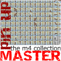 Pin Up Master: The M4 Collection image 6