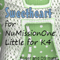 Sweetheart for NuMissionOne Little  didda