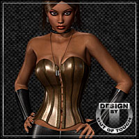 SEPARATING for Corset Collection 2 by Powerage Clothing outoftouch