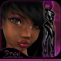 Bree 3D Figure Essentials reciecup